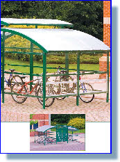 Cycle Shelters and Cycle Racks
