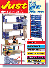 Just Shelving Systems