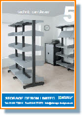 Library and Office Shelving Systems