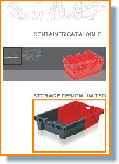 SDL CONTAINER CATALOGUE, Plastic Containers, Pallets and Pallet Boxes