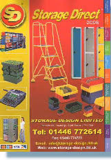 Storage Direct, Linbin, Linbins, Linspace, Linshelf, Apex Pallet Racking